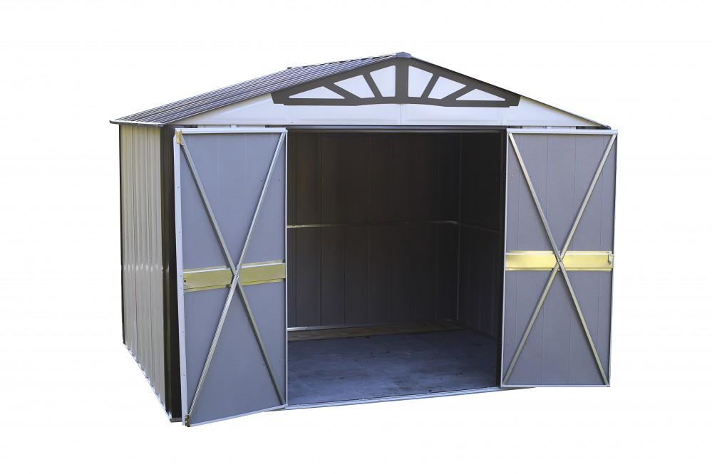 arrow metall ger tehaus designer 108 gartenhaus schuppen 7. Black Bedroom Furniture Sets. Home Design Ideas